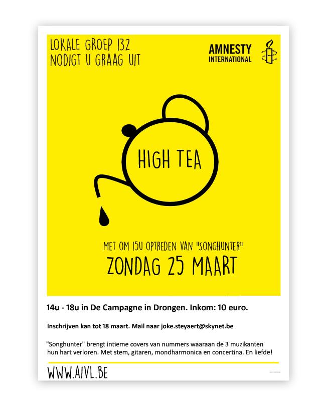 High tea 2018